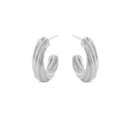 Øreringe med svungne tråde - creol