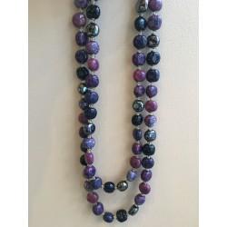 Lang kæde, Tiny smartie Lilac 17