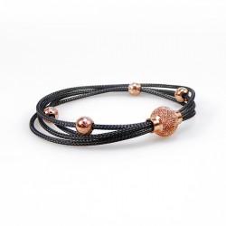 Halskæde med starlight Beads