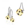 Smykkesæt med stjernekugler
