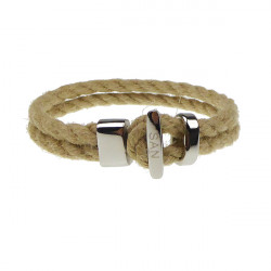 Armbånd - Outdoor rope 2x6 mm - nature