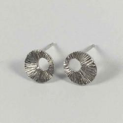 Dream Catcher - øreringe i sølv - 51-4-73RH -P2