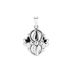 Oxyderet sølv Vedhæng - 908388