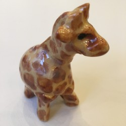 Kazuri dyr, Keramisk giraf