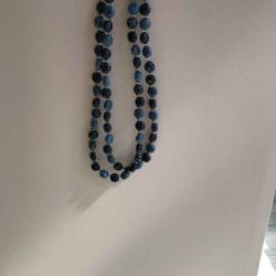 Lang kæde, Tiny smartie Jeans blue - 2715-4-7 -1