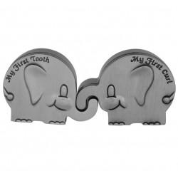Min første tand/hårlok - Elefant - 154-73138