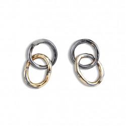 Øreringe - Infinity Duo - 50811305