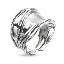 Ring - Nebula Silver Slim Polished - 50110202