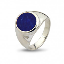 Ring - Oval Lapis Lazuli - 50110189B