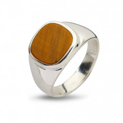 Ring - Cushion Tiger's Eye - 50110190A