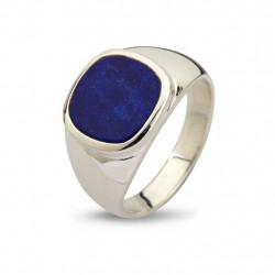 Ring - Cushion Lapis Lazuli - 50110190B