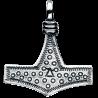 Torshammer sølv, stor