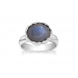 Ring i sølv med labradorit - Affection - 75916334