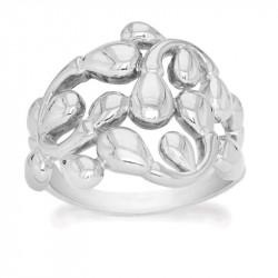 Ring i sølv - Dancing Drops - 75716300