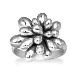 Ring i sølv - Luxuriant Drops - 59216600