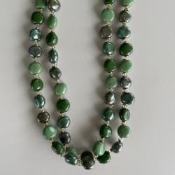 Lang kæde, Tiny smartie - Woodlike - 2715-4-22 1