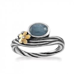 Ring i sølv - Hawaii - 70717327