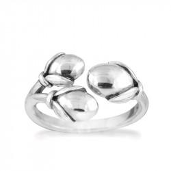 Ring i sølv - Flower Bud - 69316300