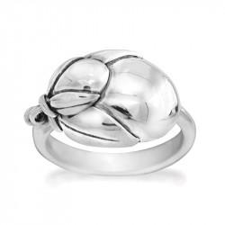 Ring i sølv - Big Flower Bud - 69316600