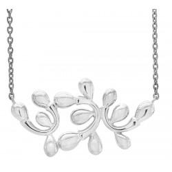 Halskæde i sølv - Dancing Drops - 75716100