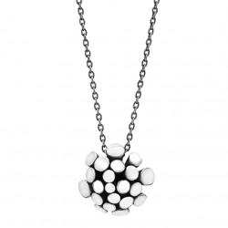 Vedhæng i sølv med buket af kegler inkl. kæde - Noble - 74316100