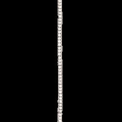 Tennis armbånd med zirconia