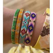 Mai Copenhagen Smykker | Håndvævet Glasperle Armbånd | Shop Her
