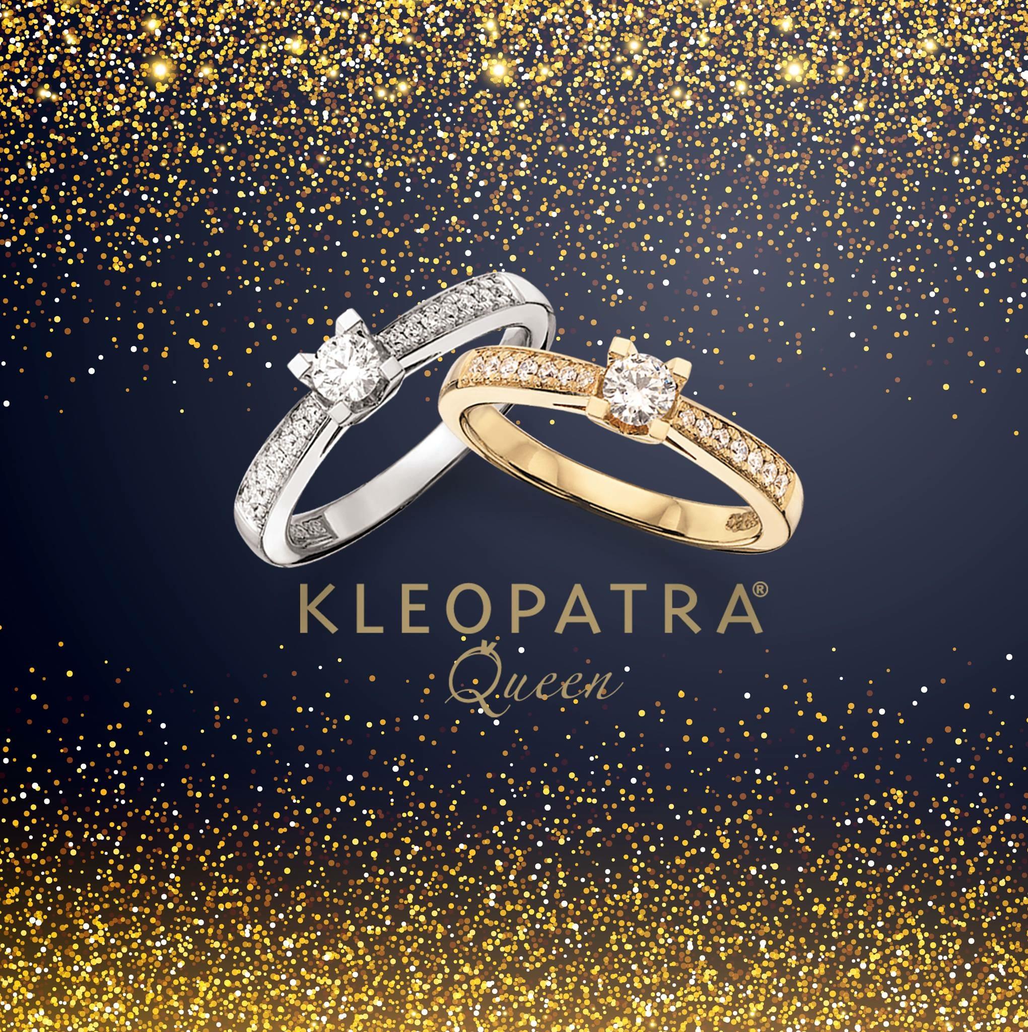 Elegante Kleopatra smykker