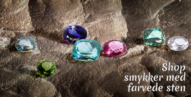 køb smykker med farvede sten her