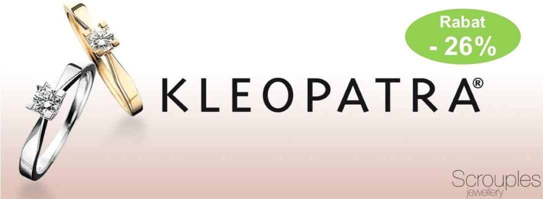26% rabat på Kleopatra og Kleopatra Queen