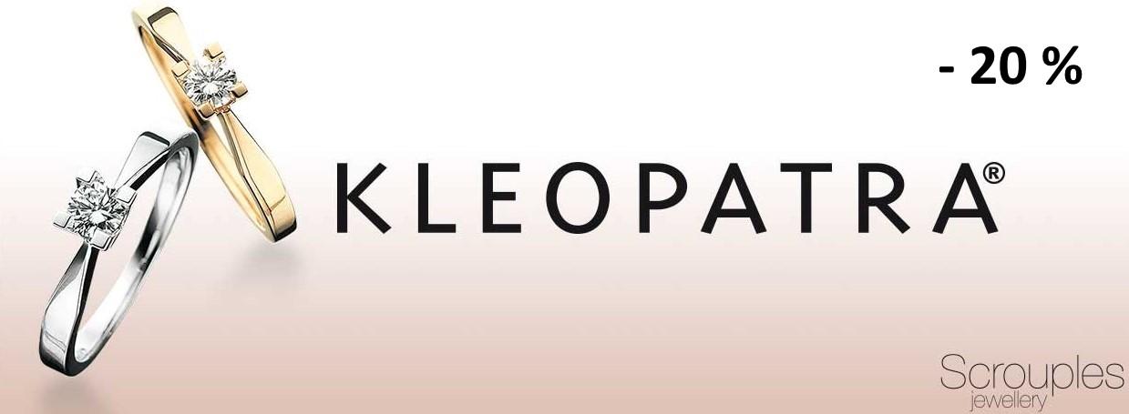 20% rabat på Kleopatra og Kleopatra Queen